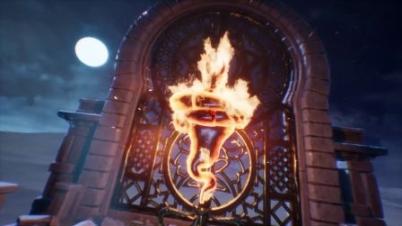 新作《黄铜之城》预告视频
