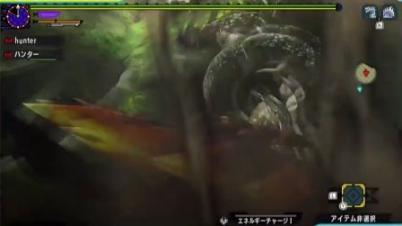《怪物猎人XX》Switch版游戏视频