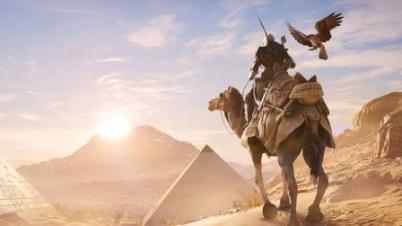 【中字】为什么《刺客信条 起源》的故事发生在埃及