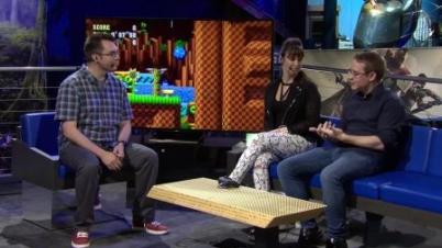 《索尼克 狂热》与《索尼克 武装力量》实际游戏演示