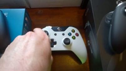 所有已经发售的Xbox One手柄