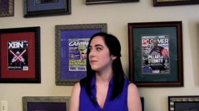 美女讲解《永恒之柱2》新视频