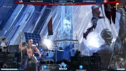 EVO 2017决赛 《不义联盟2》