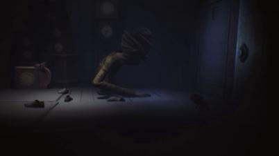 纯黑《小小梦魇》直播录像 P2