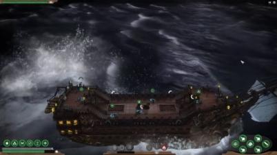 《弃船》新视频 大战巨型海怪