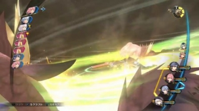 《英雄传说:闪之轨迹3》先行预告
