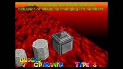 《超级马里奥64制造》宣传片