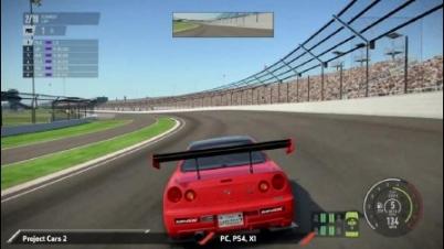 《赛车计划2》全赛道