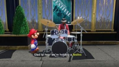 《超级马里奥:奥德赛》游戏演示