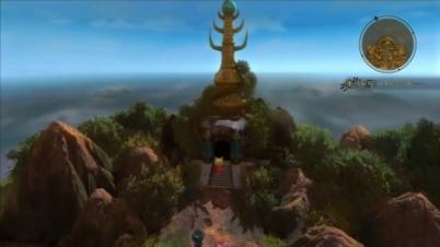 《二之国2:幽灵国度》E3演示视频