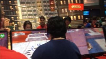 《超级马里奥:奥德赛》圣迭戈动漫展2017演示视频
