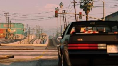 《午夜湾岸5》玩家自制预告片