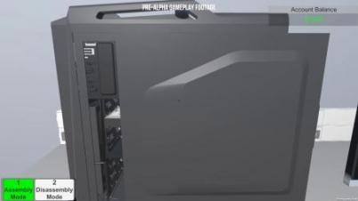 《装机模拟器》宣传片