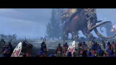 《全面战争:战锤》新DLC演示视频