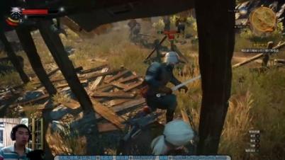 【陈踏岚】《巫师3: DLC血与酒》第一期 一箭秒杀歌利