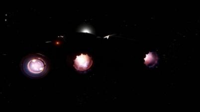 《星际公民》画面效果展示