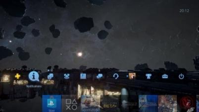 《无畏》PS4动态主题1
