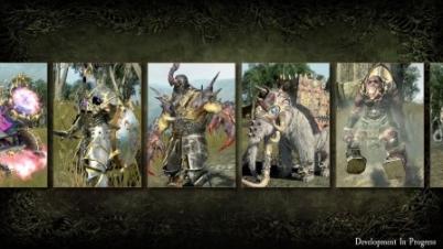 《全面战争:战锤》30新单位预告片