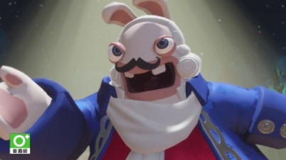 《马里奥+疯兔:王国大战》实战PV