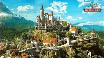 【陈踏岚】《巫师3: DLC血与酒》第三期 无限成长的湖女之剑