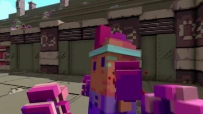 《斯巴达之拳》游戏预告短片