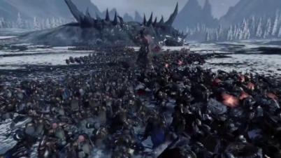 《全面战争:战锤》新更新预告