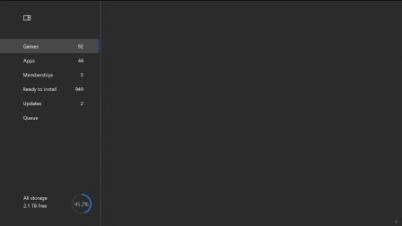 xboxone系统更新预览