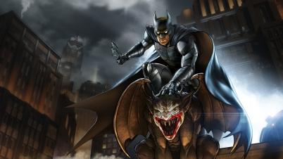 「蝙蝠侠:内敌」XBOXONE版 中双语字幕