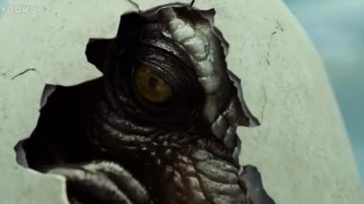 《侏罗纪世界:进化》首个预告