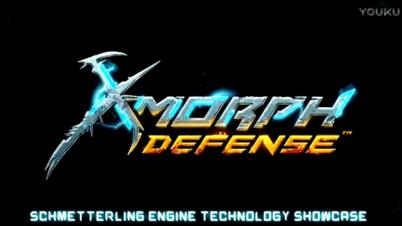 射击塔防《X变体:防御》新预告
