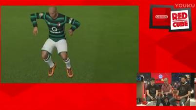 《FIFA 18》Switch版演示