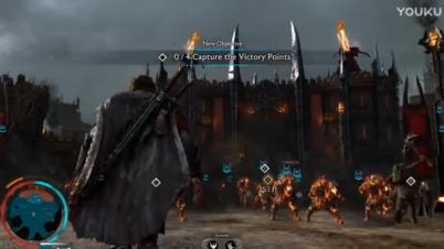 《中土世界 战争之影》PC版演示