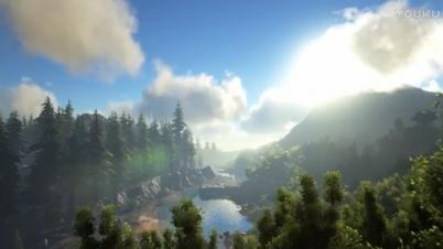 《方舟:生存进化》新预告