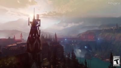 Destiny 2 PC版实机预告