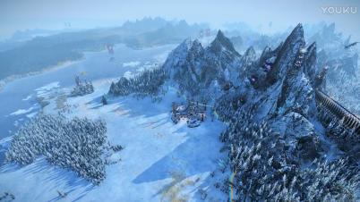 《全面战争:战锤2》暗精灵战役演示