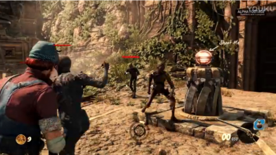 《异域奇兵》PS4版游戏视频1