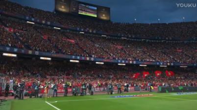《实况足球2018》PC版利物浦VS弗拉门戈