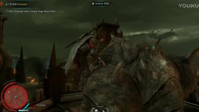 《中土世界:战争之影》Xbox X游戏视频2