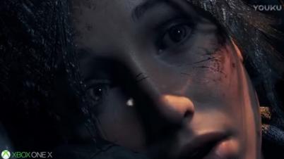 劳拉崛起天蝎座对比PS4 Pro