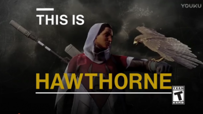 《命运2》Hawthorne预告