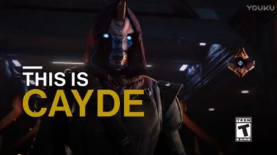 《命运2》Cayde-6预告