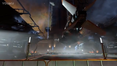 太空X系列新作《X4:基石》预告