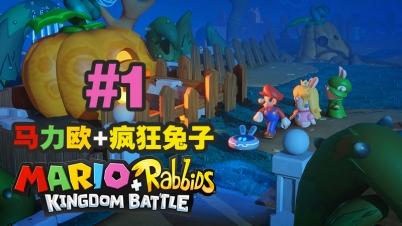 【DEV】【Xcom版马里奥】马力欧+疯狂兔子 Mario + Rabbi