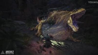 《怪物猎人世界》技能系统演示