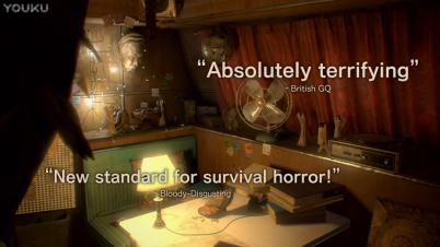 《生化危机7》黄金版+DLC宣传