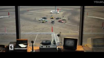 《极限竞速7》广告
