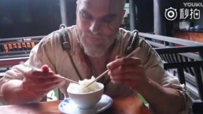 巫师三杰洛特COS学习用筷子