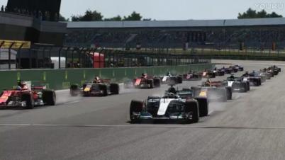 育碧竞速游戏《F1 2017》新宣传