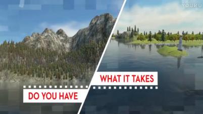 PS4《职业钓鱼:Pro系列》预告
