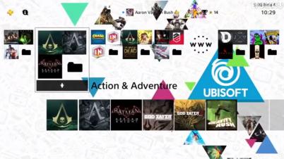 育碧2017 PS4免费主题欣赏